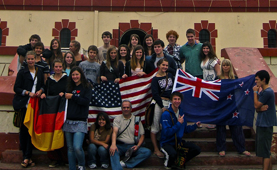 Youth Exchange in Chile