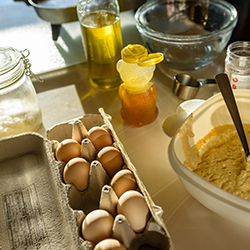Running a successful Rotary club is a bit like baking a cake. You need the right ingredients.